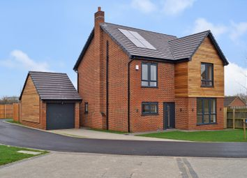 Thumbnail 5 bed detached house for sale in Yatelely Drive, Barton Seagrave