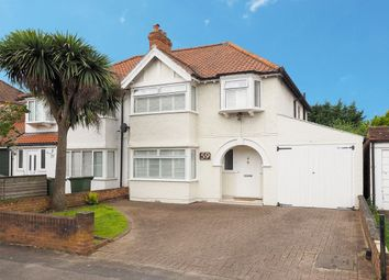Thumbnail 3 bed semi-detached house for sale in Ash Road, Sutton