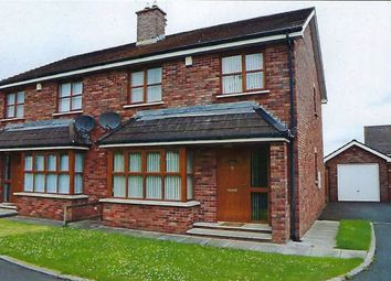 Thumbnail 3 bed semi-detached house to rent in Belfast Road, Lurgan, Craigavon