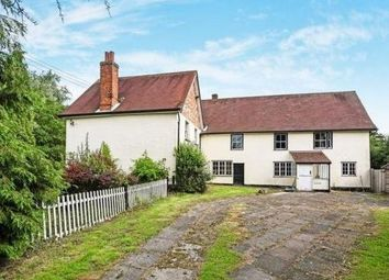 Thumbnail 6 bed detached house for sale in Wetheringsett Road, Mickfield, Stowmarket