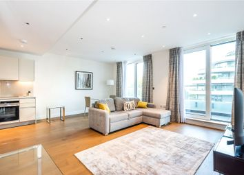 Thumbnail 1 bedroom flat for sale in Valetta House, Queenstown Road, London