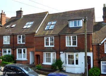 Thumbnail 4 bed terraced house to rent in Yorke Road, Reigate, Surrey