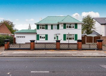 Thumbnail 4 bed detached house for sale in Aigburth Road, Garston, Liverpool