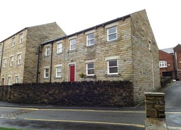 Thumbnail 1 bed flat for sale in Foundry Court, Torr Top Street, New Mills, High Peak