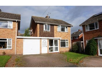 Thumbnail 3 bedroom link-detached house for sale in Malt House Crescent, Inkberrow