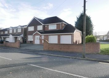 Thumbnail 5 bed detached house to rent in Woodward Street, West Bromwich