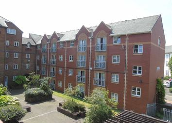 Thumbnail 1 bedroom flat for sale in Monmouth House, Marina, Swansea