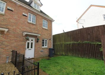 Thumbnail 3 bed semi-detached house to rent in Milfraen View, Brynmawr, Ebbw Vale