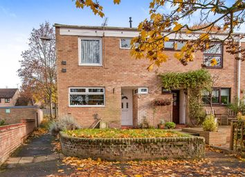 Thumbnail 3 bed end terrace house for sale in Wood Close, Brandon