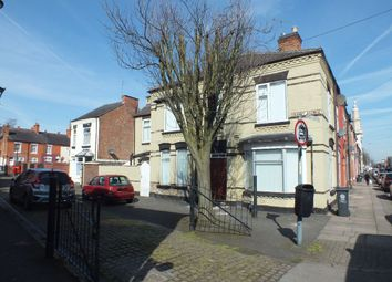 Thumbnail 5 bed terraced house to rent in Granby Avenue, Off St Saviours Road, Leicester