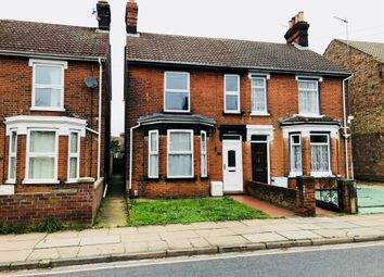 Thumbnail 3 bed semi-detached house for sale in Foxhall Road, Ipswich