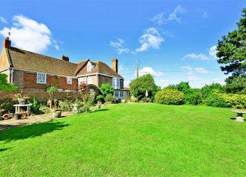 Thumbnail 6 bed detached house for sale in Lower Twydall Lane, Rainham, Gillingham, Kent