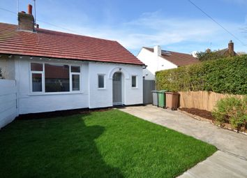 Thumbnail 2 bed semi-detached bungalow to rent in Aigburth Grove, Moreton, Wirral