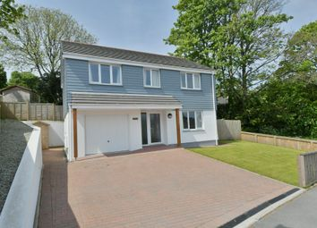 Thumbnail 4 bed detached house for sale in Boslowick Road, Falmouth