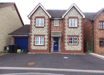Thumbnail 4 bedroom detached house for sale in Juniper Way, Bradley Stoke, Bristol