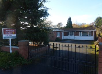 Thumbnail 3 bed detached bungalow for sale in Kenilworth Road, Balsall Common, Coventry
