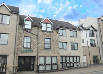 Thumbnail 1 bed flat for sale in Kent Court, Kendal