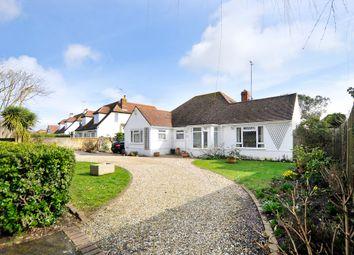 Thumbnail 3 bed detached bungalow for sale in Sea Lane, East Preston, Littlehampton