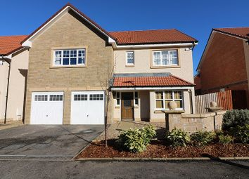Thumbnail 5 bed detached house for sale in Thomson Drive, Falkirk