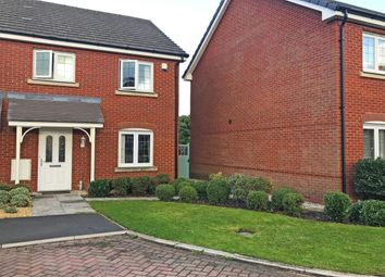 Thumbnail 3 bed semi-detached house to rent in Slackswood Close, Ellesmere Port