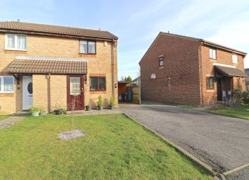 Thumbnail 2 bed semi-detached house for sale in Blenheim Way, Polegate