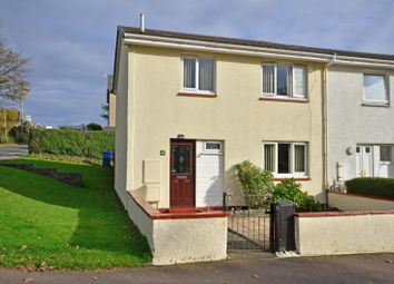 Thumbnail 3 bedroom end terrace house for sale in Douglas Cottages, Park Road, Dunoon, Argyll