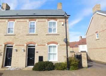 Thumbnail 3 bedroom end terrace house to rent in Charlotte Avenue, Stotfold, Hitchin