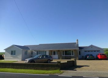 Thumbnail 3 bed bungalow to rent in Llysonnen Road, Carmarthen