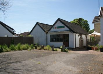 Thumbnail 2 bed bungalow for sale in Ipswich Road, Holbrook, Ipswich