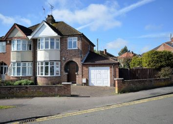 Thumbnail 3 bed semi-detached house for sale in Leicester Road, Wigston, Leicester