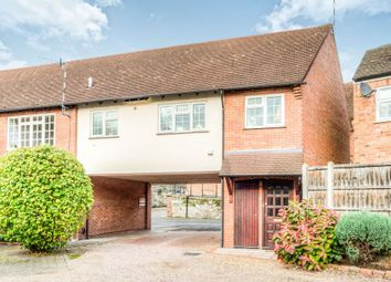 Thumbnail 2 bed semi-detached house for sale in Leycester Place, Warwick