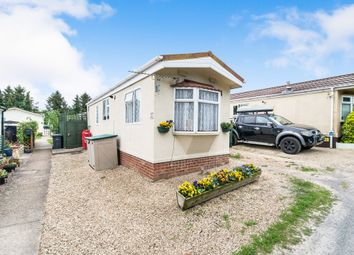 Thumbnail 1 bed mobile/park home for sale in Wiremead Lane, East Cholderton, Andover