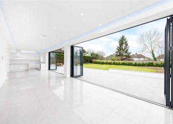 Thumbnail 5 bed detached house for sale in Gate End, Northwood, Middlesex