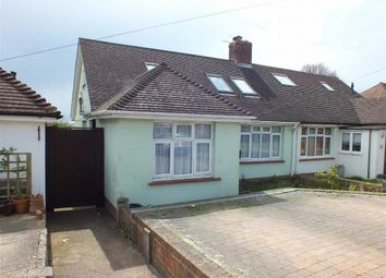 Thumbnail 4 bed semi-detached house to rent in Highlands Road, Portslade, East Sussex