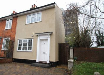 Thumbnail 2 bed end terrace house to rent in Butt Road, Colchester, Essex