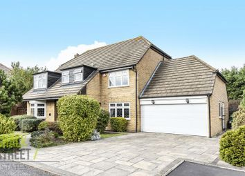 Thumbnail 5 bed detached house for sale in Wakerfield Close, Emerson Park