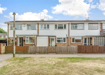 Thumbnail 3 bed terraced house for sale in Coppice Road, Chatham, Kent
