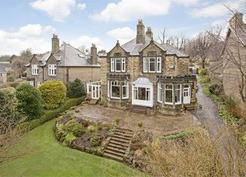 Thumbnail 5 bed detached house for sale in Sefton Lodge, Sefton Lodge, 49 Station Road, Baildon
