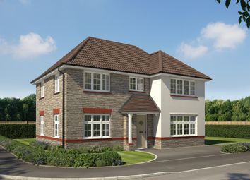 Thumbnail 4 bed detached house for sale in Glenwood Park, Glenwood Farm, Barnstaple