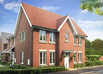 "Thumbnail 3 bedroom end terrace house for sale in ""Morpeth"" at Walworth Road, Picket Piece, Andover"