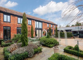 Thumbnail 5 bed barn conversion for sale in Chipping, Buntingford