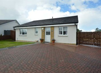 Thumbnail 3 bed bungalow for sale in Priory Crescent, Kirkmuirhill, Lanark