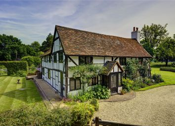 Thumbnail 5 bed detached house for sale in Baileys Lane, Waltham St. Lawrence, Berkshire
