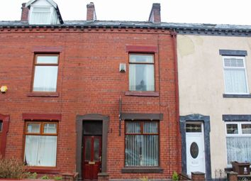 Thumbnail 4 bed terraced house for sale in Ronald Street, Oldham, Lancashire