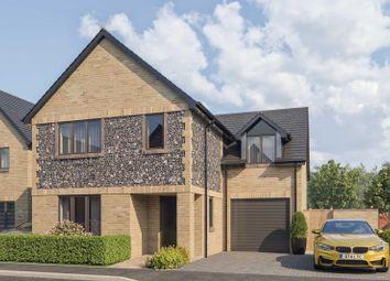 Cinders Lane, Yapton BN18. 4 bed detached house for sale
