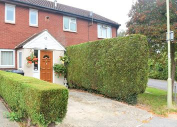 Thumbnail 2 bed terraced house to rent in Farringdon Way, Tadley, Hampshire
