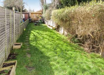Thumbnail 2 bed terraced house for sale in Ackerman Street, Eaton Socon, St. Neots