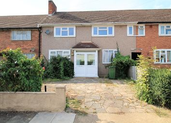 Thumbnail 3 bed terraced house for sale in Erith Crescent, Romford