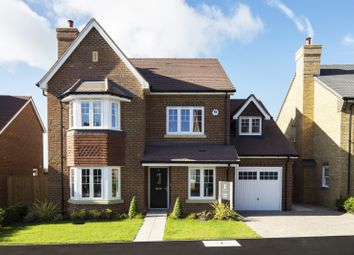 Thumbnail 5 bed detached house for sale in The Street, Mortimer, Reading
