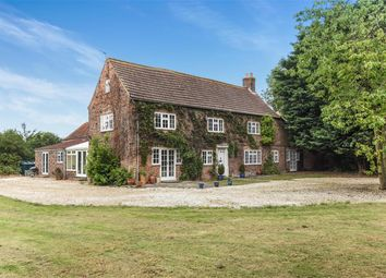 Thumbnail 5 bed detached house for sale in Laytham, York